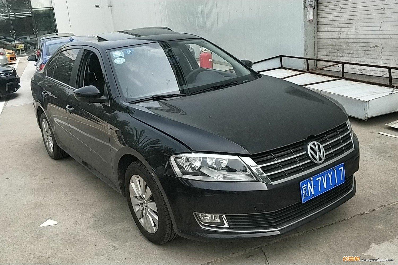 【北京】大众 朗逸 2013款 1.6 自动 舒适版 改款( 黑色 )
